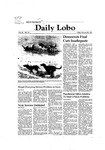 New Mexico Daily Lobo, Volume 085, No 101, 2/20/1981 by University of New Mexico