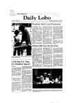 New Mexico Daily Lobo, Volume 085, No 104, 2/25/1981 by University of New Mexico