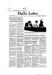New Mexico Daily Lobo, Volume 085, No 105, 2/26/1981 by University of New Mexico
