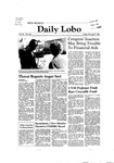 New Mexico Daily Lobo, Volume 085, No 106, 2/27/1981 by University of New Mexico