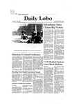 New Mexico Daily Lobo, Volume 085, No 108, 3/3/1981 by University of New Mexico