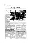 New Mexico Daily Lobo, Volume 085, No 109, 3/4/1981 by University of New Mexico