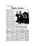 New Mexico Daily Lobo, Volume 085, No 113, 3/10/1981 by University of New Mexico