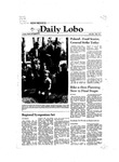 New Mexico Daily Lobo, Volume 085, No 121, 3/27/1981 by University of New Mexico