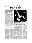 New Mexico Daily Lobo, Volume 085, No 122, 3/30/1981 by University of New Mexico