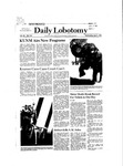 New Mexico Daily Lobo, Volume 085, No 124, 4/1/1981 by University of New Mexico