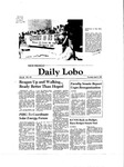 New Mexico Daily Lobo, Volume 085, No 125, 4/2/1981