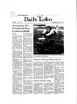 New Mexico Daily Lobo, Volume 085, No 129, 4/8/1981