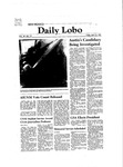 New Mexico Daily Lobo, Volume 085, No 131, 4/10/1981