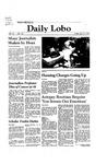 New Mexico Daily Lobo, Volume 085, No 136, 4/17/1981