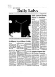 New Mexico Daily Lobo, Volume 086, No 2, 8/24/1981