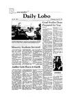 New Mexico Daily Lobo, Volume 086, No 4, 8/26/1981