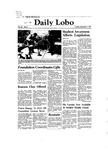 New Mexico Daily Lobo, Volume 086, No 8, 9/1/1981