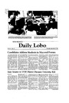 New Mexico Daily Lobo, Volume 086, No 10, 9/3/1981