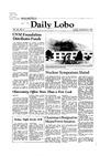 New Mexico Daily Lobo, Volume 086, No 12, 9/8/1981