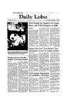 New Mexico Daily Lobo, Volume 086, No 14, 9/10/1981