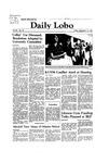 New Mexico Daily Lobo, Volume 086, No 15, 9/11/1981