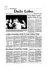 New Mexico Daily Lobo, Volume 086, No 20, 9/18/1981