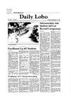 New Mexico Daily Lobo, Volume 086, No 21, 9/21/1981
