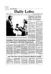 New Mexico Daily Lobo, Volume 086, No 23, 9/23/1981