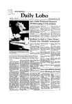 New Mexico Daily Lobo, Volume 086, No 25, 9/25/1981