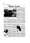 New Mexico Daily Lobo, Volume 086, No 27, 9/29/1981