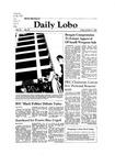 New Mexico Daily Lobo, Volume 086, No 30, 10/2/1981