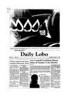 New Mexico Daily Lobo, Volume 086, No 31, 10/5/1981