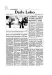 New Mexico Daily Lobo, Volume 086, No 32, 10/6/1981