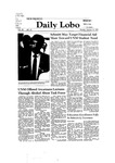 New Mexico Daily Lobo, Volume 086, No 36, 10/12/1981