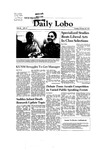 New Mexico Daily Lobo, Volume 086, No 42, 10/20/1981