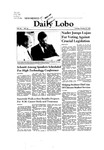 New Mexico Daily Lobo, Volume 086, No 47, 10/27/1981