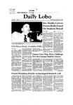 New Mexico Daily Lobo, Volume 086, No 48, 10/28/1981