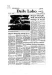 New Mexico Daily Lobo, Volume 086, No 49, 10/29/1981