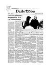 New Mexico Daily Lobo, Volume 086, No 51, 11/2/1981