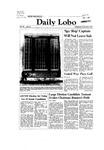 New Mexico Daily Lobo, Volume 086, No 53, 11/4/1981