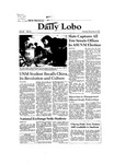 New Mexico Daily Lobo, Volume 086, No 54, 11/5/1981