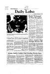 New Mexico Daily Lobo, Volume 086, No 57, 11/10/1981