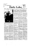 New Mexico Daily Lobo, Volume 086, No 58, 11/11/1981