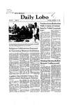 New Mexico Daily Lobo, Volume 086, No 59, 11/12/1981
