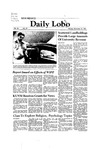 New Mexico Daily Lobo, Volume 086, No 61, 11/16/1981