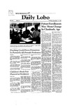 New Mexico Daily Lobo, Volume 086, No 62, 11/17/1981