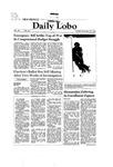 New Mexico Daily Lobo, Volume 086, No 67, 11/24/1981