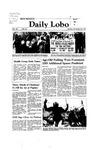 New Mexico Daily Lobo, Volume 086, No 68, 11/30/1981