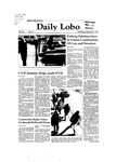 New Mexico Daily Lobo, Volume 086, No 70, 12/2/1981