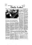 New Mexico Daily Lobo, Volume 086, No 72, 12/4/1981