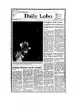 New Mexico Daily Lobo, Volume 086, No 73, 12/9/1981