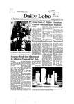 New Mexico Daily Lobo, Volume 086, No 76, 1/18/1982