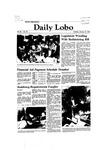 New Mexico Daily Lobo, Volume 086, No 77, 1/19/1982