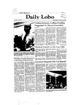 New Mexico Daily Lobo, Volume 086, No 78, 1/20/1982